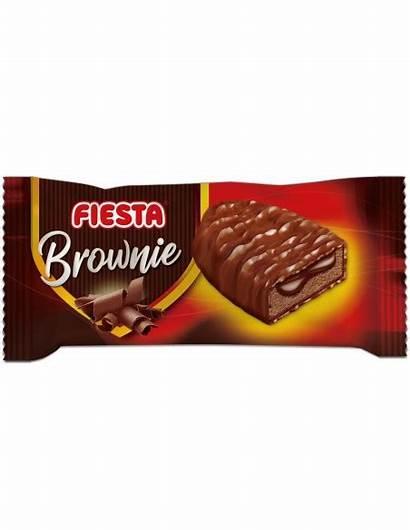 Chocolate Brownie Galletas Bollos Fiesta