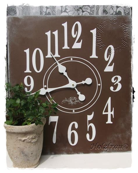 Große Uhr Wand by Xl Wanduhren Do It Yourself