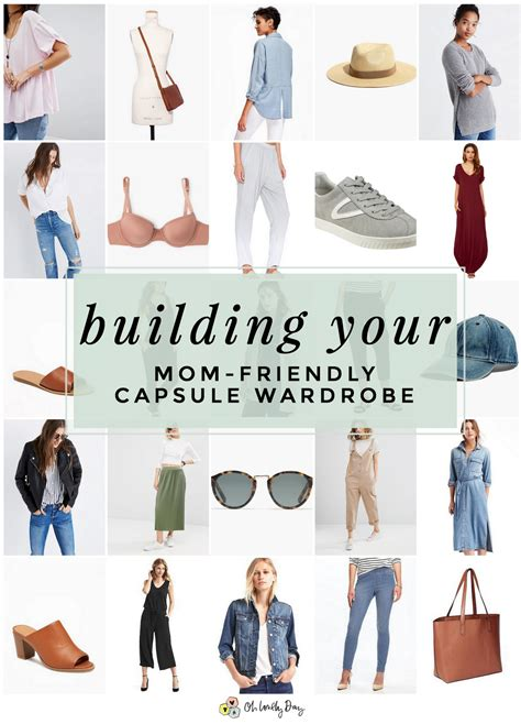 home design essentials building a capsule wardrobe oh lovely day
