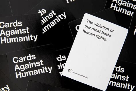 For humanism, democracy and freedom. Cards Against Humanity Online: How to Play It for Free?