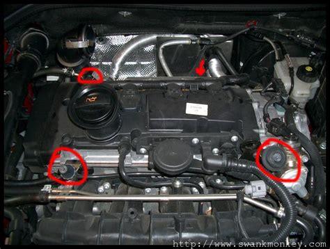 2008 Vw 2 0t Engine Diagram by Removing Engine Cover 2 0t Fsi Vw Gti Gli Jetta Audi A3