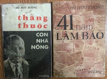 Image result for  TÁC PHẨM CỦA HỒ HỮU TƯỜNG
