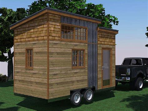 Tiny House Movement Comes To Aylmer With Construction Of A