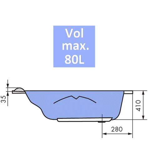 volume d eau baignoire dootdadoo com id 233 es de