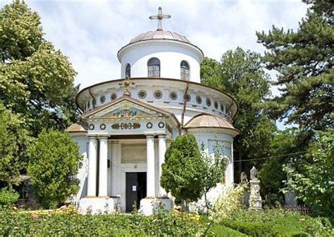Biserica ortodoxa de rit vechi din Bucuresti -