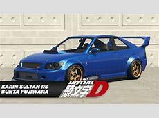 GTA 5 ONLINE INITIAL D BUNTA FUJIWARA SUBARU IMPREZA