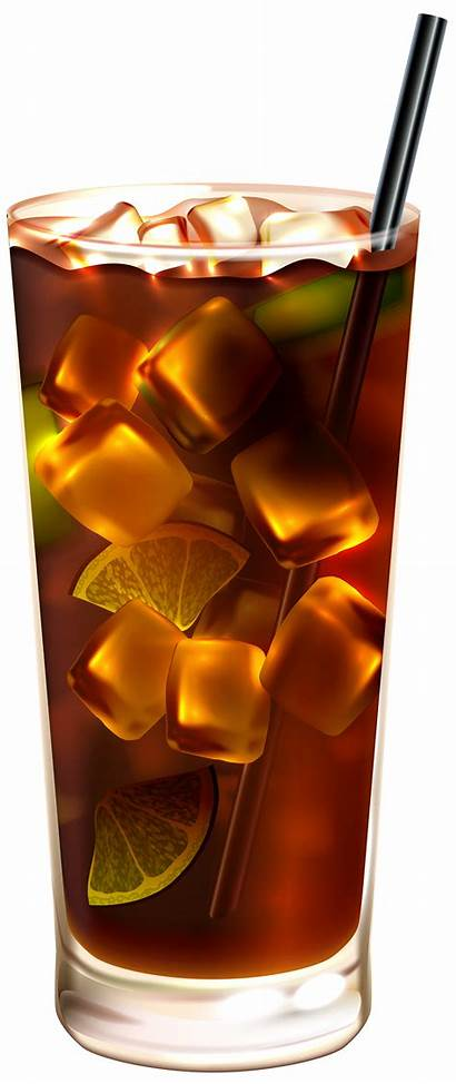 Cola Ice Clip Clipart Drinks Clipartpng 1845