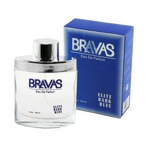 Harga Parfum Merk Bravas parfum bravas elite blue original pusaka dunia