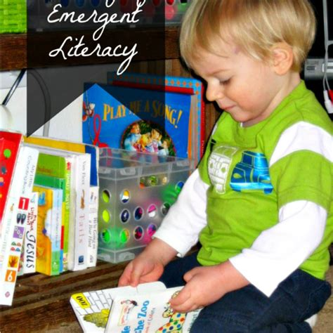 encouraging emergent literacy 849   Encouraging Emergent Literacy Stay At Home Educator