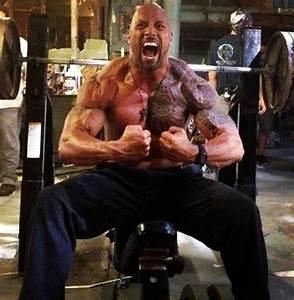 Dwayne Johnson Diet For Hercules   Muscle world