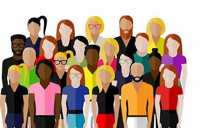 Crowd Social Segmentation Consumer Psychographic Audience Statsocial