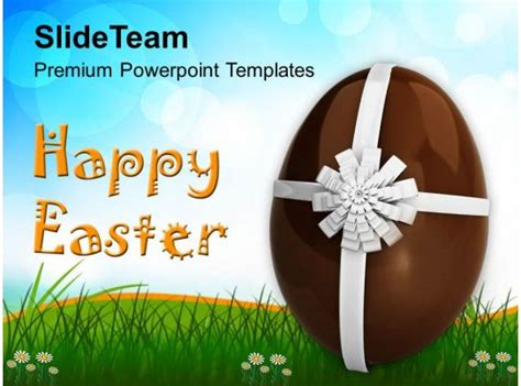 easter egg clipart gift  powerpoint templates