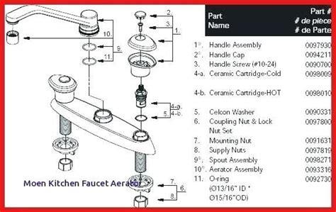 faucet stopper parts kohler sink parts kitchen faucets