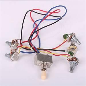 Wiring Harness 2 Tones 4