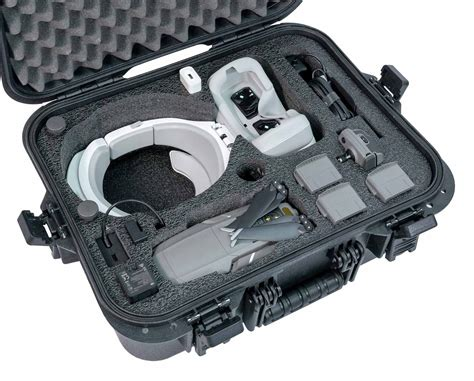 dji mavic  pro fly   goggles case case club cases