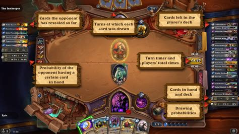 Hearthstone Only Net Decks by Hearthstone Deck Tracker Deck And Stats Tracking For