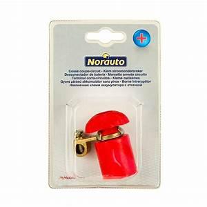 Coupe Circuit Electrique : cosse coupe circuit rouge norauto ~ Melissatoandfro.com Idées de Décoration