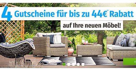 Gartenxxl Bis Zu 44€ Rabatt Auf Neue Gartenmöbel