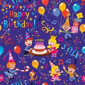 Pin, Von, Larissa, Schefer, Auf, Happy, Birthday, Kinder, Mit