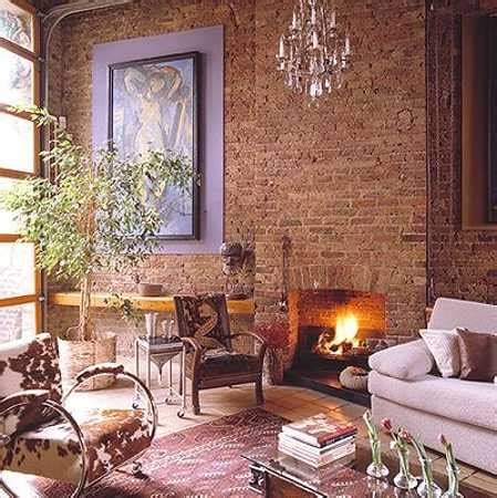 decorating brick wall 22 modern interior design ideas blending brick walls with stylish home furnishings