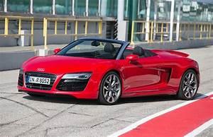 Audi R8 Motor : 2014 audi r8 v10 plus and v10 spyder first drive motor trend ~ Kayakingforconservation.com Haus und Dekorationen