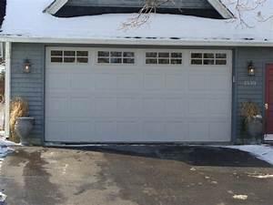 standard garage door sizes diy projects craft ideas how With 2 stall garage door