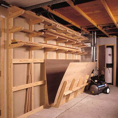 wood rack plans building  ramp  storage shed plans
