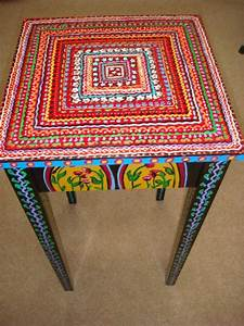 752 best Whimsical Painted Furniture images on Pinterest