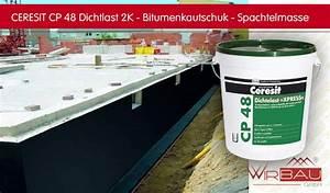 Bitumen Dickbeschichtung 2k : ceresit cp 48 dichtelast xpress g nstige baustoffe online ~ Yasmunasinghe.com Haus und Dekorationen