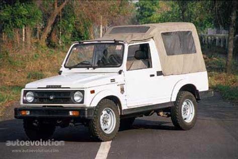 jeep gypsy maruti suzuki gypsy 1985 1986 1987 1988 1989 1990