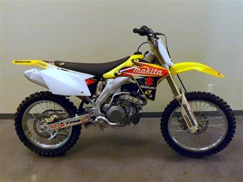Suzuki 450 Dirt Bike by Buy 2005 Suzuki Rm Z 450 Dirt Bike On 2040 Motos