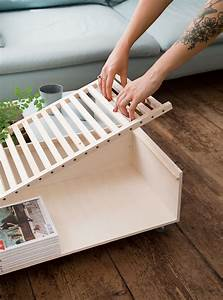 DIY Une Table Basse Modulable