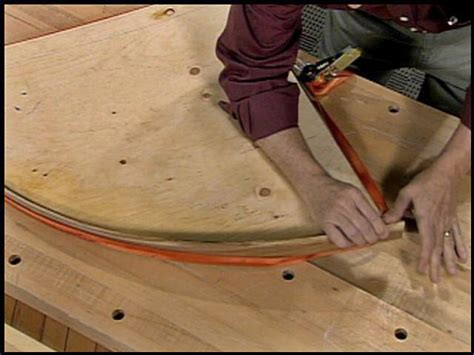 bend wood moldings woodworking shop projects