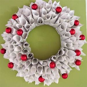 Christmas Paper Craft Decorations - Christmas Lights Card