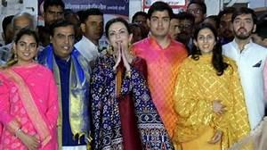 Akash Ambani to get hitched with Shloka Mehta in December ...