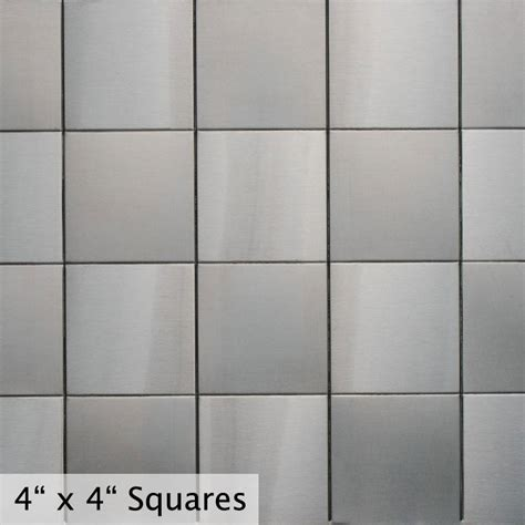 backsplash for kitchen walls stainless steel backsplash exact fit commerce metals