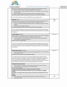 lesson plan roosevelt With dcps lesson plan template
