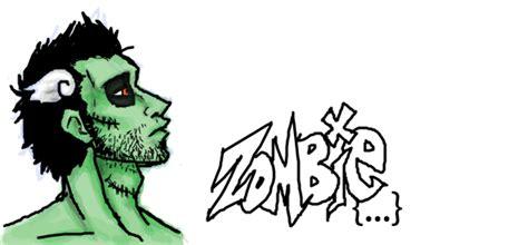 Graffiti Zombie : Zombie Graffiti By Dragon-san On Deviantart