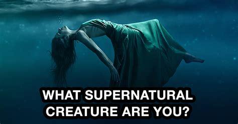 supernatural creature   quiz quizonycom
