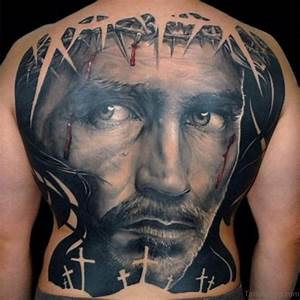 Black Jesus Tattoo Drawings | www.pixshark.com - Images ...