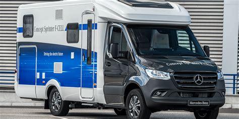 Mercedes Brennstoffzellen Antrieb by Mercedes Stellt Sprinter Mit Brennstoffzelle Vor