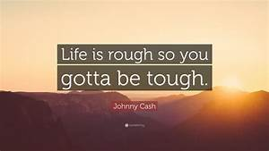 Johnny Cash Quo... Rough Background Quotes