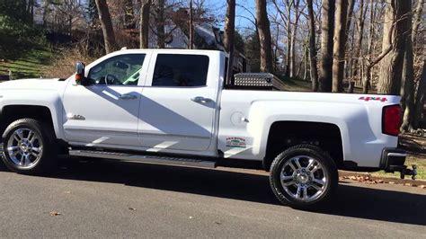 2016 Chevrolet Silverado Hd 2500 High Country We Western