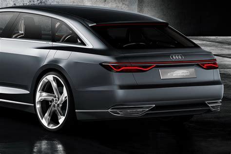 Audi Prologue Avant by Audi S Prologue Coupe Hatches An Avant Concept