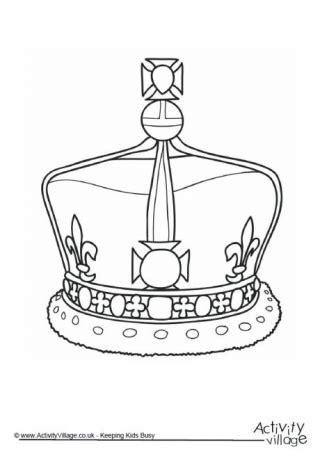 queen elizabeth ii printables  kids