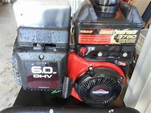 Manual On Coleman Powermate Hp 3500 Generator