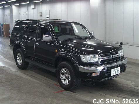 automobile air conditioning repair 2002 toyota 4runner transmission control 2002 toyota hilux surf 4runner black for sale stock no 52635 japanese used cars exporter