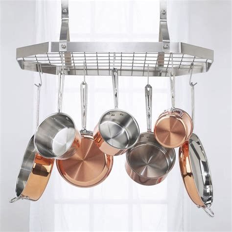 Kitchen Hooks For Pot Holders by 1000 Ideas About Kitchen Utensil Racks On