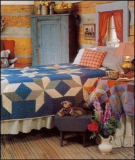 Decorating theme bedrooms Maries Manor: primitive