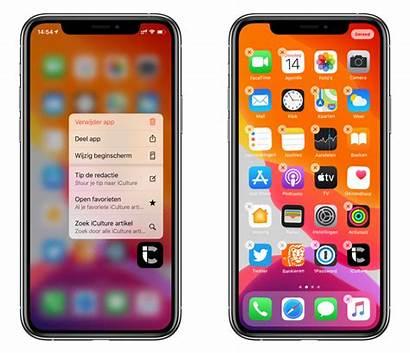 Iphone Beginscherm Apps Verplaatsen Je Kun Zo